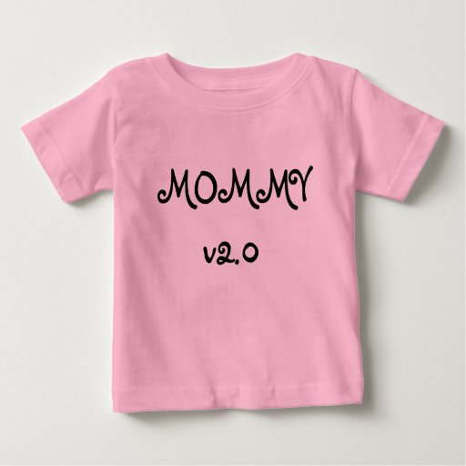MOMMYv2.0 Playeras