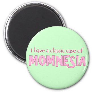 Momnesia 2 Inch Round Magnet