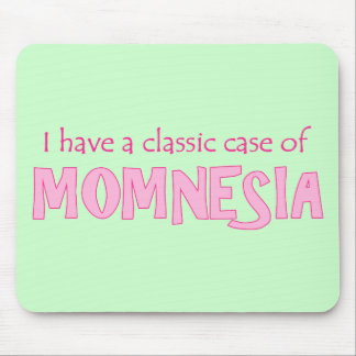 Momnesia Mouse Pad