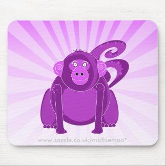 Momo Monkey Mousepad