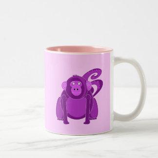 Momo Monkey Mug
