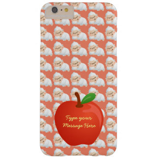 Momo Sleeping and Apple Barely There iPhone 6 Plus Case