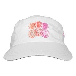 Momona Distressed Pineapple Hawaiian Tropical Headsweats Hat