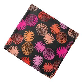 Momona Hawaiian Tropical Pineapple Bandana
