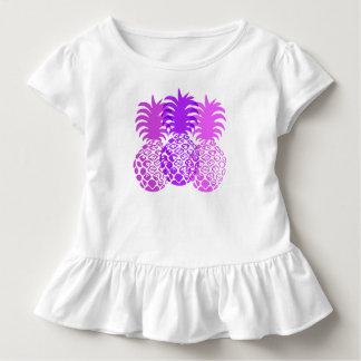 Momona Pineapple Hawaiian Tropical Toddler T-shirt