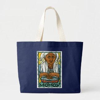 Momoy Large Tote Bag