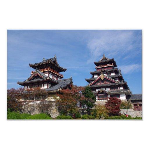 Momoyama Castle in Fushimi, Kyoto Photo Print
