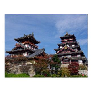 Momoyama Castle in Fushimi, Kyoto Postcard