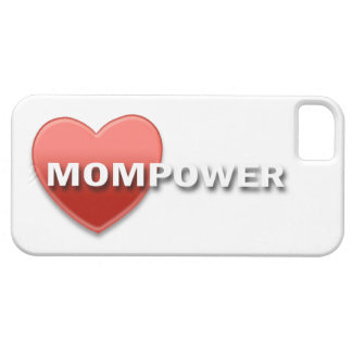 MOMPOWER iPhone SE/5/5s CASE
