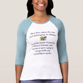 Moms Against Government T Shirt