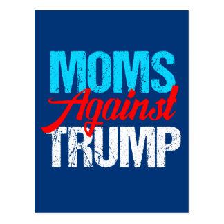 Moms Against Trump Postcard