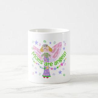 Moms Are Angels Coffee Mug