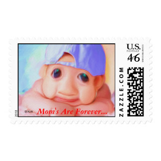 Mom's Are Forever... Postage