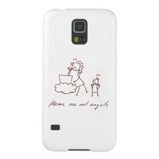 Moms are not angels samsung galaxy nexus cover