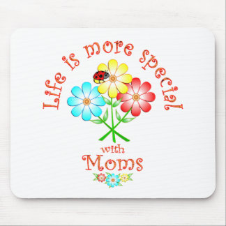 Moms are Special Mousepad