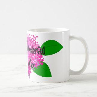 moms are super  wonderful classic white coffee mug
