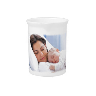 Mom's Baby Bliss Drink Pitcher