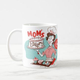 Mom's Bakery Retro Mother's Day Mug