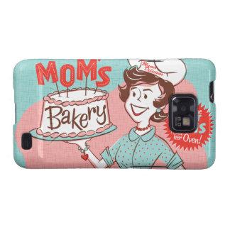 Mom's Bakery Retro Samsung Galaxy Case Samsung Galaxy S2 Covers