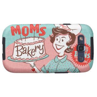 Mom's Bakery Retro Samsung Galaxy Case Samsung Galaxy S3 Cases