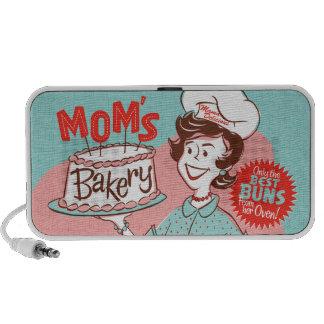 Mom's Bakery Retro Speaker