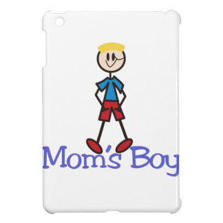 Moms Boy iPad Mini Cover