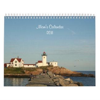 Mom's Calendar 2011