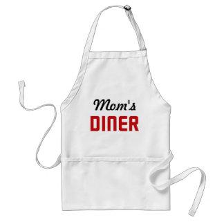 Mom's Diner Adult Apron
