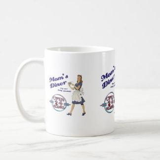 Mom's Diner Coffee Mug