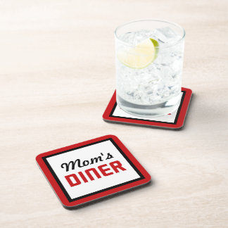 Mom's Diner Coasters