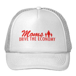 Moms Drive the Economy - Mesh Hat
