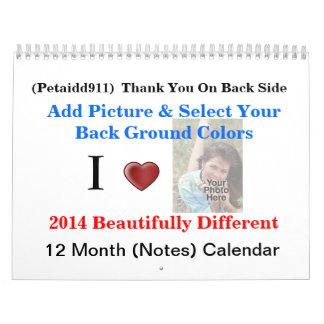 """Moms Everyday"" Add Images 2014 Calendar"