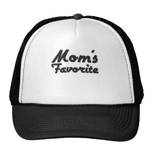 Mom's Favorite Trucker Hat