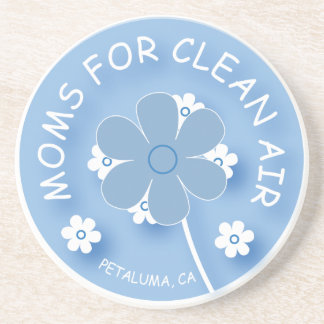 Moms for Clean Air Coasters