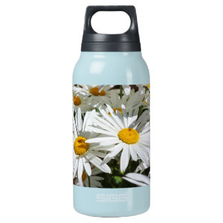 Moms for Global Peace Daisies Flower Thermos Water Bottle