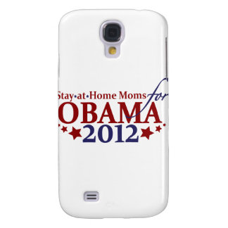 Moms for Obama 2012 Galaxy S4 Cases