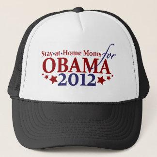 Moms for Obama 2012 Trucker Hat