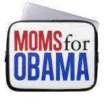 Moms for Obama Laptop Computer Sleeve