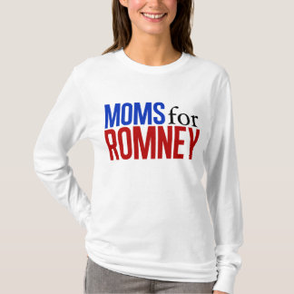 Moms for Romney T-Shirt