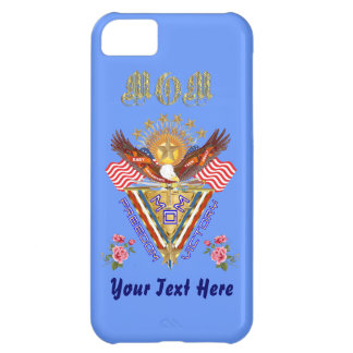 Moms Freedom Award View About Design Case For iPhone 5C