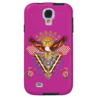 Moms Freedom Award View About Design Galaxy S4 Case