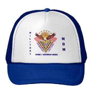 Moms Freedom Award View Artist Comments Trucker Hat