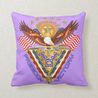 Moms Freedom Award View Info From The Designer Pillows