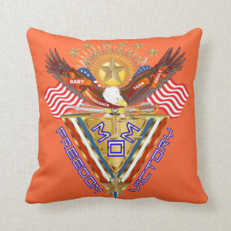 Moms Freedom Award View Info From The Designer Pillow