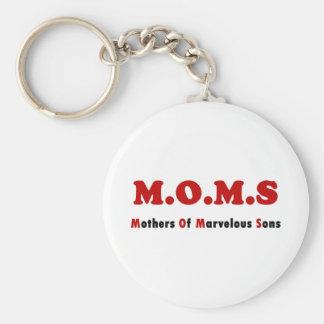 Moms Full Keychain