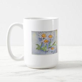 MOM'S GARDEN Classic White Mug