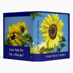 Mom's gifts Family Secret Recipes! Book Binder