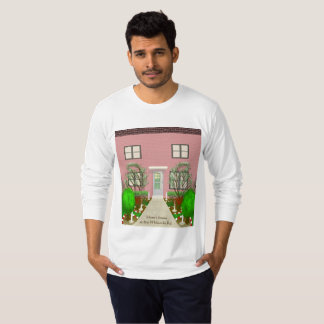Mom's house long sleeve jersey T-Shirt