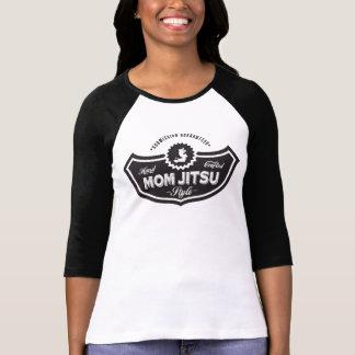 Mom's Jiu Jitsu Tee Shirt