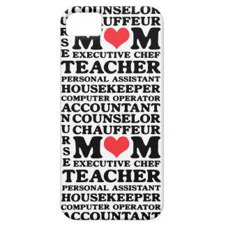 Mom's Jobs iPhone 5 Case